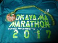 11/12岡山マラソン完走しました