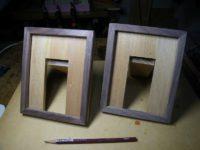 手鏡(17-03)の加工が終わりました